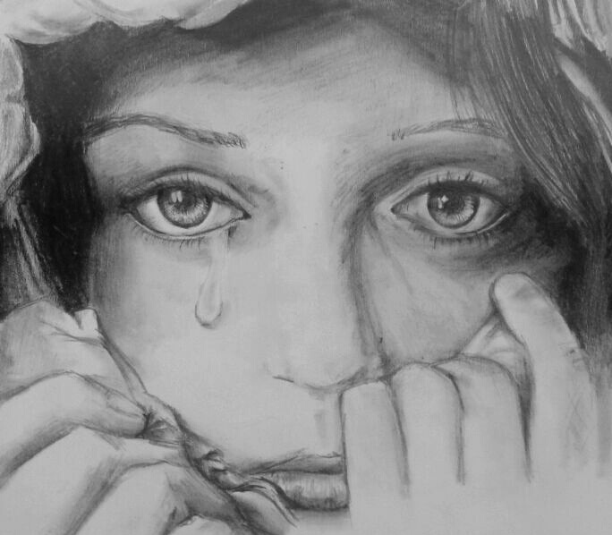Sorrow, tears
